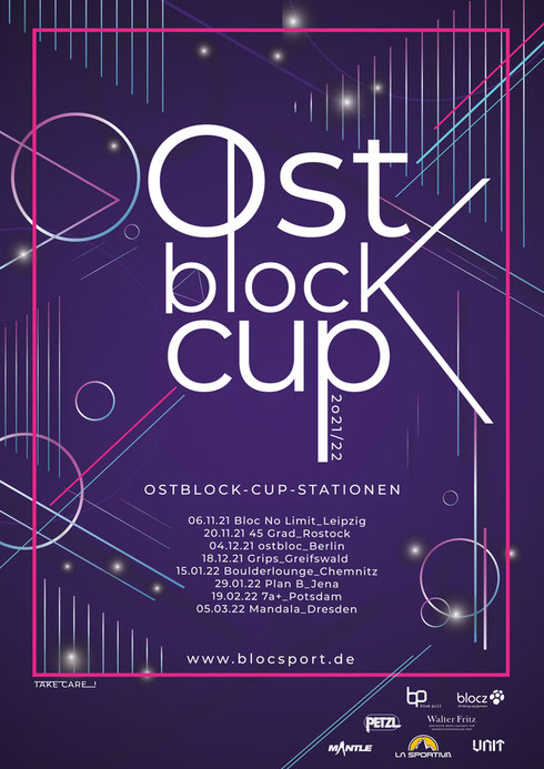 Poster for Ostblock-Cup 21/22 Bloc No Limit