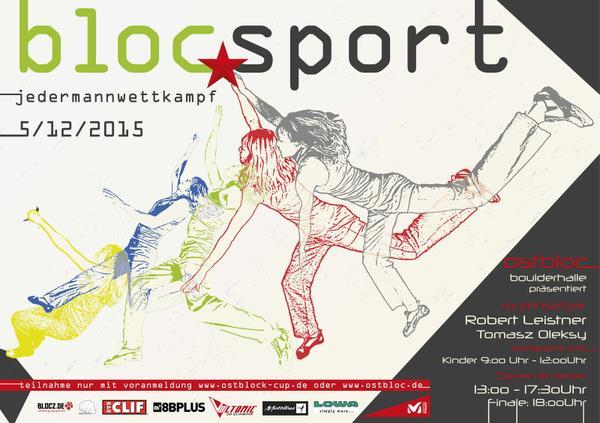 Poster of Station Berlin Blocsport 2015